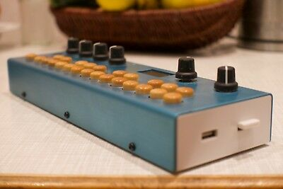 """Critter & Guitari """"Organelle"""" Soundcomputer Keyboard Open Source DSP Synthesizer"""