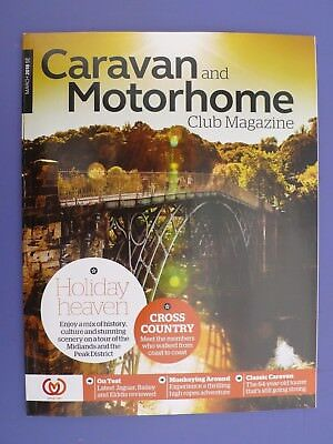 Caravan and Motorhome Club Magazine - March 2018 issue