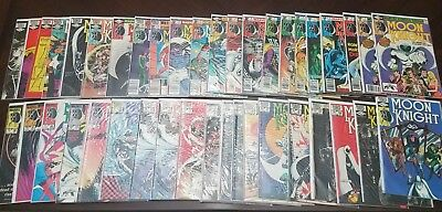 Moon Knight V1 1-38 Complete