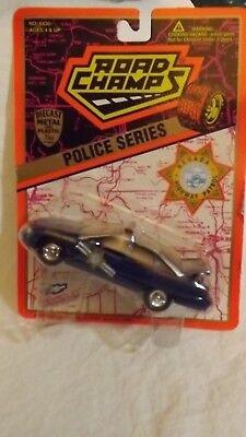 Road Champs 1//43rd scale Alabama DPS Chevrolet Caprice diecast car