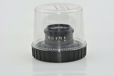 Nikon 50mm f4 EL-Nikkor Enlarging Lens 50/4 Enlarger