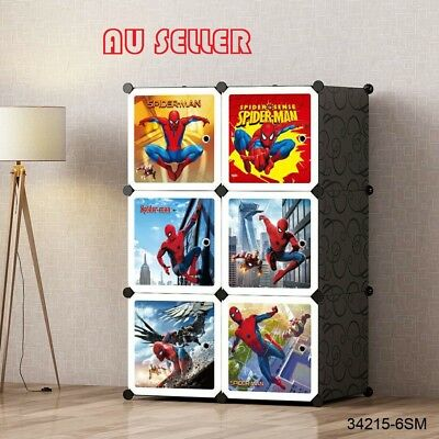 2019 Disney Kids Toy Box Storage Cabinet containers Children Clothes Organiser