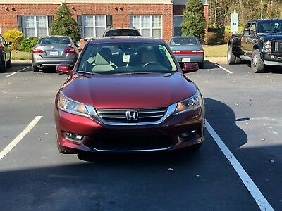 2015 Honda Accord EX-L Honda Accord EX-L 2015