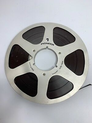 Pioneer Pr 101 Take Up Reel With Tape