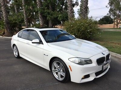 2013 BMW 5-Series M Sport BMW 535i M-Sport, MINT Condition, CPO, BEST Color Combo, Service Records, Loaded