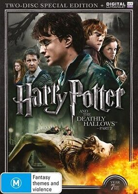 Harry Potter And The Deathly Hallows - Part 2 - Limited Edition | Year 7, DVD