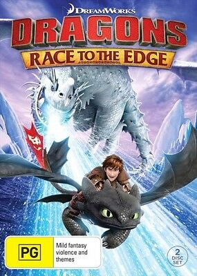 Dragons - Race To The Edge, DVD