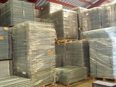 "Pallet Rack Wire Mesh Decks 42"" x 46"""