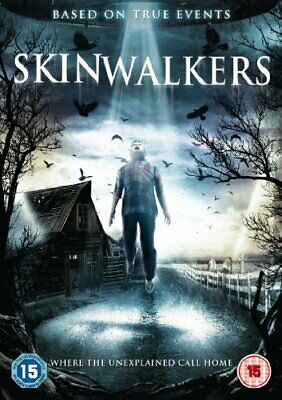 Skinwalkers [DVD] - DVD  5WVG The Cheap Fast Free Post