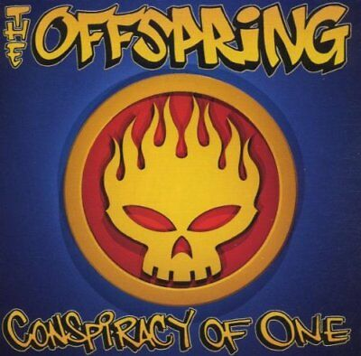 Conspiracy Of One -  CD 8VVG The Cheap Fast Free Post The Cheap Fast Free Post