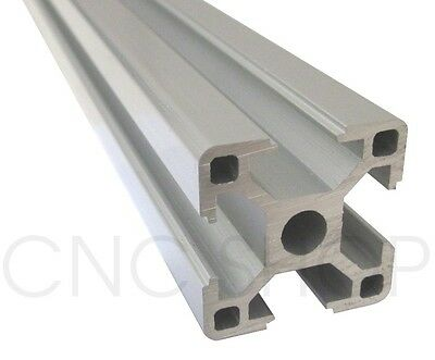 1200mm PROFILE 30-30x30 ALUMINIUM T-SLOT FRAME PROFILE EXTRUSION SYSTEM 3030 CNC