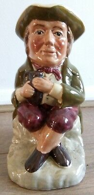 Toby / Character jug. Staffordshire pottery. Perfect condition