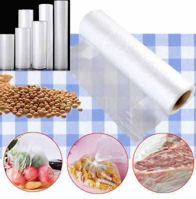 Vacuum Food Sealer Rolls Saver Seal Bag Storage Roll Vac Cuttable DIY Packing