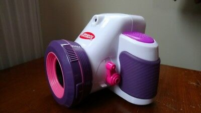 Playskool ShowCam Digital Camera and Projector - White/Pink