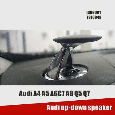 Loudspeaker Rising Tweeter Speakers for AUDI A4 A5 A6 A7 A8 Q5 Q7 Motorized