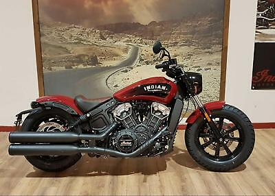2018 Indian SCOUT BOBBER COLOUR N18MTA00ER