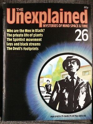 The Unexplained # 26 - Men In Black