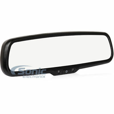 "New! Crimestopper SV-9156 Replacement Rear View Car Mirror w/ 4.3"" LCD HD Screen"