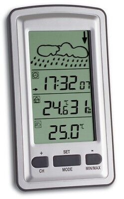 TFA 35,1079 35.1079 digital weather station Silver AXIS wireless weather