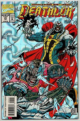 Deathlok #25 (Marvel, 1993) VF/NM