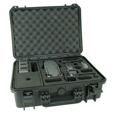 DJI Mavic Pro Hard Case - Waterproof Dave - Drone, Extra Batteries & Accessories
