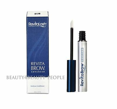 2018 Revitalash RevitaBrow Growth Eyebrow Conditioner 3.0ml Authentic Boxed,Seal