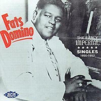 Fats Domino : The Early Imperial Singles: 1950-1952 CD (2003) ***NEW***