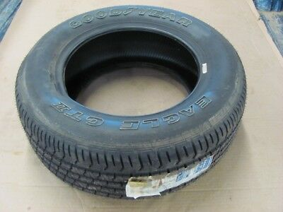 NOS Goodyear Eagle GT II Tire 215/60R14