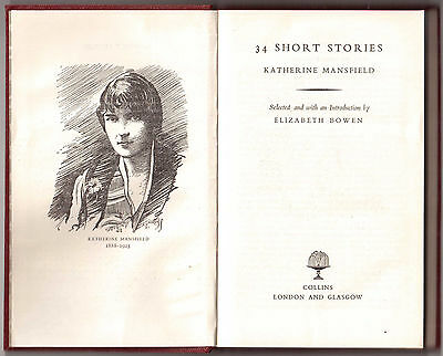 34 Short Stories - Katherine Mansfield - 1957