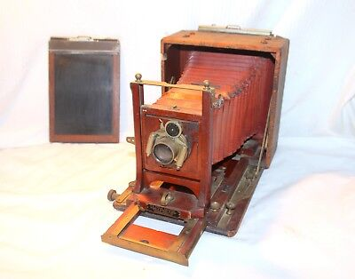 Antique R.B. Cycle Graphic Folmer & Schwing Division Camera