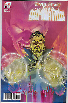 Doctor Strange Damnation #1 1:50 Phil Noto Variant Actual Comic Pictured dr NM