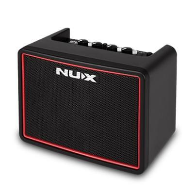 NUX Mighty Lite BT Portable Electric Guitar Amplifiers Mini Bluetooth Speaker wi