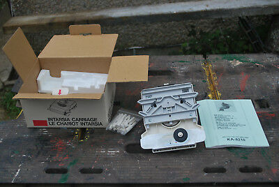 Knitting machine Brother KA8210 Intarsia carriage