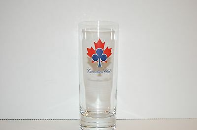 Canadian Club Whisky Highball glass