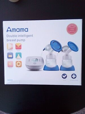 Amama Double intelligent Breast Pump