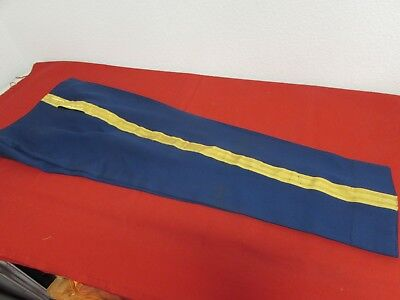 WWII era US Army officer dress blue pants high quality pair great shape.