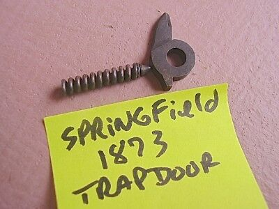 Model 1873 -89 Springfield Trapdoor EJECTOR, spring and spindle  45-70 VVG