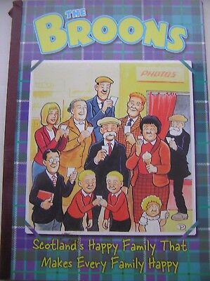 The Broons 2003 Comic Book Scotland's Happy Family