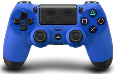 Sony Controller Wireless Dualshock 4 Blue PS4 Playstation 4