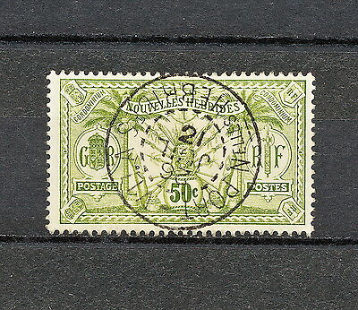 (NNAF 133) New Hebrides 1912 USED MICH 53