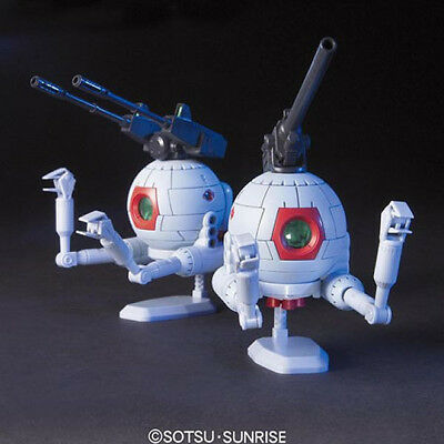 RB-79 Ball Twin Set GUNPLA HGUC High Grade Gundam 1/144 BANDAI