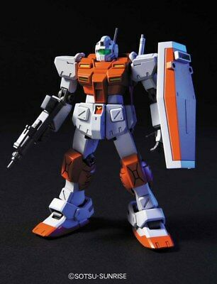 RGM-79 Powered GM GUNPLA HGUC High Grade Gundam 1/144 BANDAI