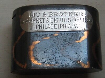 Lit and Brother Department Store---Philadelphia,  PA