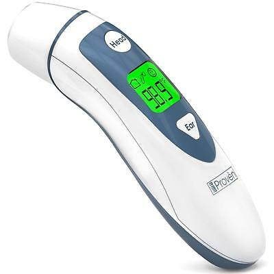iProven Dual Mode Medical Forehead & Ear Thermometer -- DMT-489