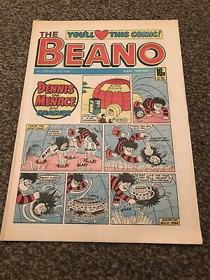 The Beano. No 2259. 2 Nov 1985