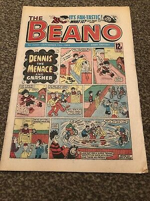 The Beano. No 2200. 15 Sept 1984