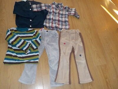 Bundle of boys clothes for 6 years (110cm ) Polo Ralph Lauren 3/4 sleeves shirt