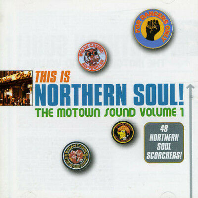 Various Artists : This Is Northern Soul: the Motown Sound CD