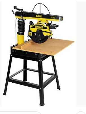 Dewalt DW720 Radial Arm Saw