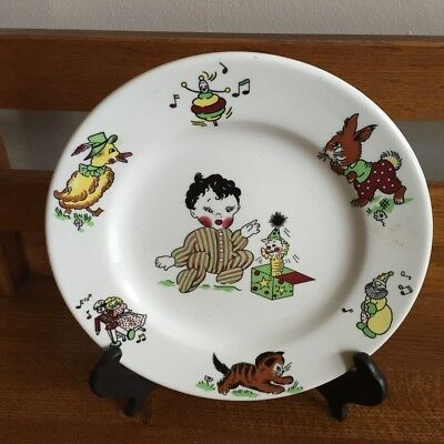 Mayer China Child's Plate